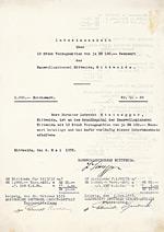 Baumwollspinnerei Mittweida, 1938