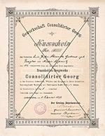 Gewerkschaft Consolidirter Georg, Aschersleben